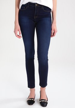 ONLY - ULTIMATE - Jean slim - dark blue denim