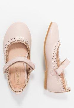 Friboo - Riemchenballerina - light pink