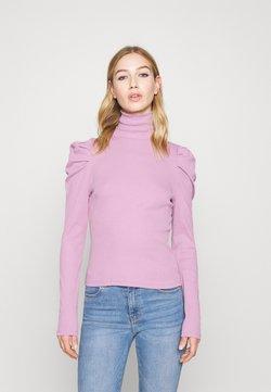 Monki - RONJA - Långärmad tröja - pink medium dusty unique