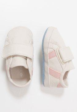 Lacoste - SIDELINE  - Geschenk zur Geburt - offwhite/light pink