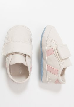 Lacoste - SIDELINE  - Vauvalahja - offwhite/light pink