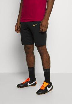 Nike Performance - FC BARCELONA SHORT - Pantalón corto de deporte - black/metallic gold