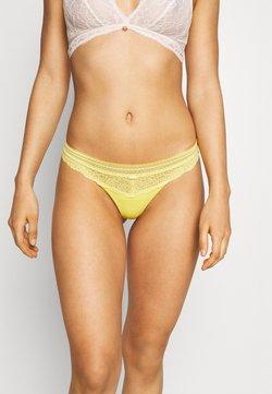 Etam - SORBET TANGA - String - jaune