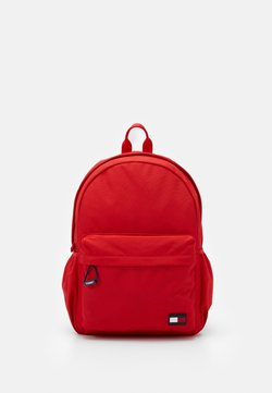 Tommy Hilfiger - KIDS CORE BACKPACK - Reppu - red