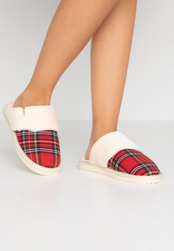 flip*flop - SLIP CHECK - Chaussons - classic red