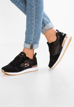 Skechers Sport - OG 85 - Sneakers - black /rose gold