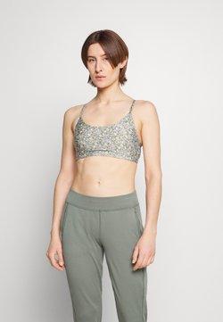 Cotton On Body - WORKOUT YOGA CROP - Sport-bh met light support - wild oregano