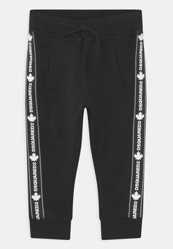 Dsquared2 - UNISEX - Pantaloni sportivi - black