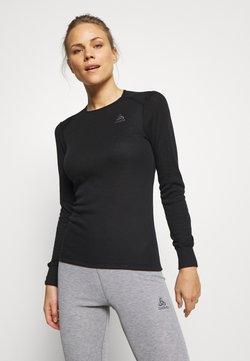 ODLO - CREW NECK ACTIVE WARM - Camiseta interior - black