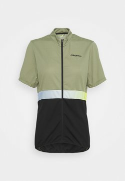 Craft - CORE ENDUR - T-Shirt print - forest/black