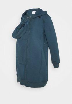 MAMALICIOUS - MLMAYANNE 3-IN-1 CARRY ME - Overgangsjakker - orion blue