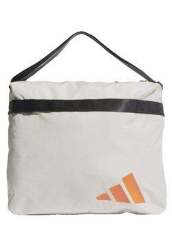 adidas Performance - OVERSIZE TOTE BAG - Sporttasche - beige