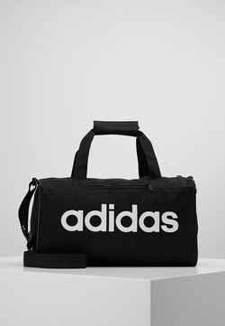 adidas Performance - LIN CORE - Sporttasche - black/white