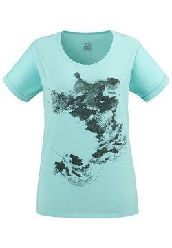 Millet - T-shirt imprimé - turquoise