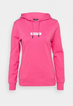 Calvin Klein Performance - HOODIE - Huppari - pink