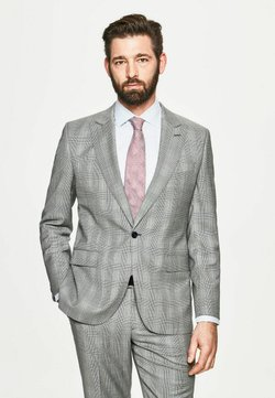 Hackett London - SET - Anzug - blk/white