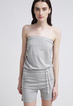 Urban Classics - Combinaison - grey/white