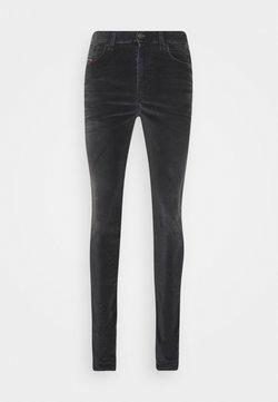 Diesel - D-AMNY-Y - Jeans Skinny Fit - black