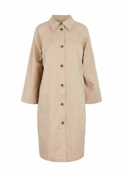 Pieces - Trench - warm taupe