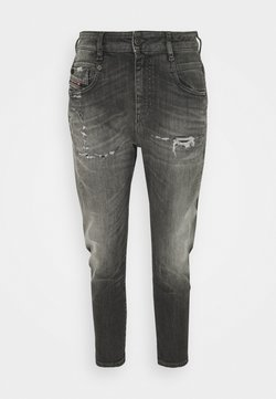 Diesel - D-FAYZA-T - Jeans baggy - washed black