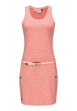 Ragwear - Jerseykleid - rosa20