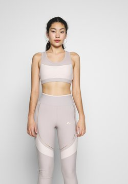 ONLY PLAY Tall - ONPJACINTE SPORTS BRA TALL - Bustier - ashes of roses/lilac ash