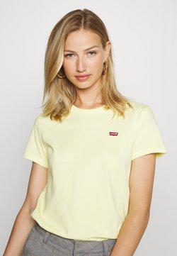 Levi's® - PERFECT TEE - T-shirt basique - lemon meringue