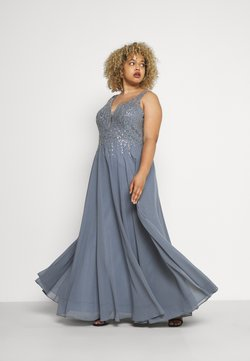 Swing Curve - Ballkleid - grey