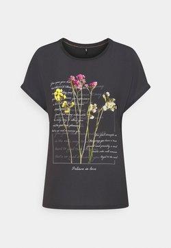 ONLY - ONLWENDY - T-Shirt print - phantom