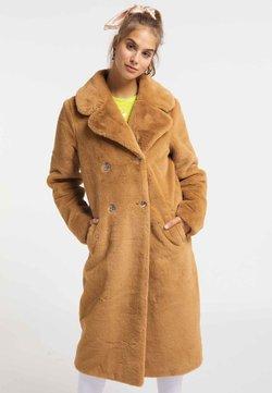 myMo - Abrigo de invierno - camel