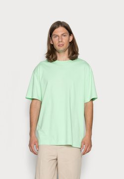 Weekday - OVERSIZED  - T-paita - green