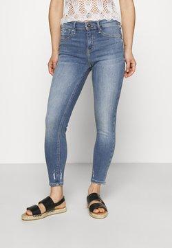 River Island Petite - Jeans Skinny Fit - denim medium