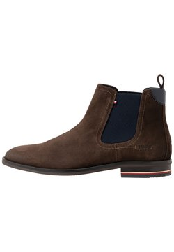 Tommy Hilfiger - SIGNATURE CHELSEA - Stiefelette - cocoa