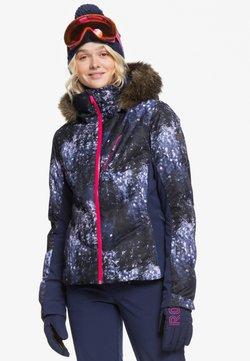 Roxy - SNOWSTORM PLUS - Snowboardjacka - medieval blue