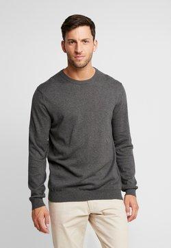 Esprit - CREW - Strickpullover - dark grey