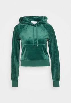 Juicy Couture - HOPE - Kapuzenpullover - sea moss