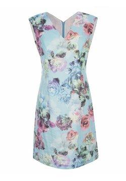 KMX Fashion - Sukienka letnia - turquoise
