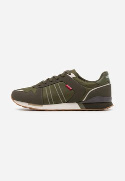 Levi's® - WEBB - Sneaker low - dark khaki