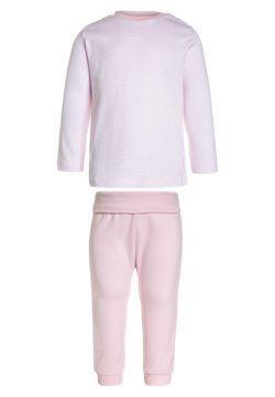 Sanetta - LONG BASIC RINGEL BABY - Pyjama - magnolie