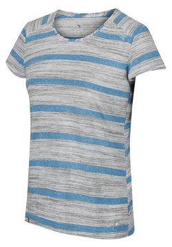 Regatta - LIMONITE - T-Shirt print - blue aster