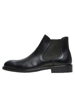 Selected Homme - CHELSEA - Stivaletti - black