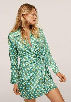 Mango - QUANT - Sukienka koszulowa - grønn