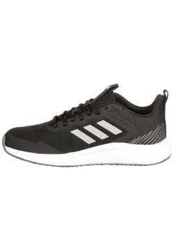 adidas Performance - FLUIDSTREET - Kuntoilukengät - core black / dove grey / grey six