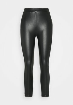 Miss Selfridge Petite - Leggings - Hosen - black