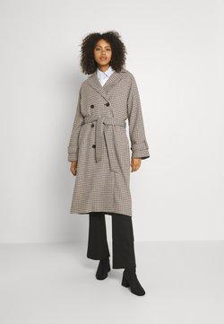 Object - OBJKEILY COAT  - Klasyczny płaszcz - brown