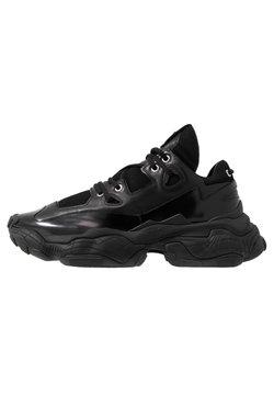 HUGO - ATOMIC RUNN BOMS - Sneakers laag - black