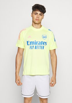 adidas Performance - ARSENAL FC AEROREADY SPORTS FOOTBALL - Fanartikel - yellow tint