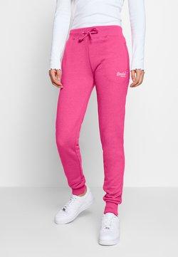 Superdry - Jogginghose - fluro pink