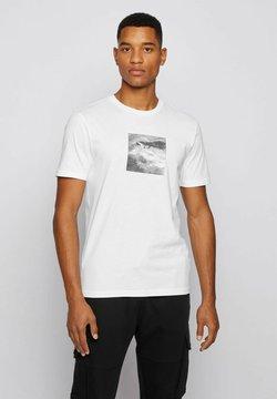 BOSS - TNOAH 5 - T-Shirt print - white