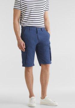 Esprit - Shorts - dark blue